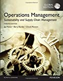 img - for Operations Management: Sustainability and Supply Chain Management, Global Edition book / textbook / text book