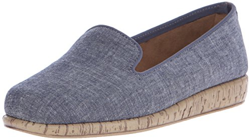Amazon.com | Aerosoles Women's Sunscreen Slip-on Loafer | Loafers & Slip-Ons