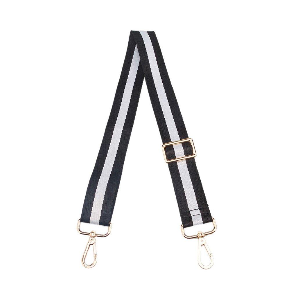 Umily R/églable 85cm-135cm Anse De Sac /À Main Bandouli/ère Lani/ère Bretelle Sangle De Rechange DIY Bricolage Accessoires Shoulder Bag-typeA