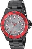 Invicta Men's 'Pro Diver' Quartz Stainless Steel Casual Watch, Color:Black (Model: 90296)
