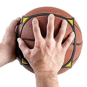 Sklz Basketball Square Up Visual Shooting Mechanics Trainer, Orange