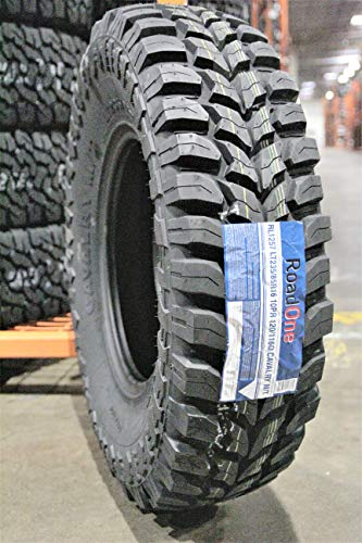 Road One Cavalry M/T Mud Tire RL1257 235 85 16 LT235/85R16, E Load Rated
