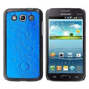 "For Samsung Galaxy Win I8550 Case , Píldora de ciencia ficción Océano Virus Cookies Blue Planet"" - Diseño Patrón Teléfono Caso Cubierta Case Bumper Duro Protección Case Cover Funda"