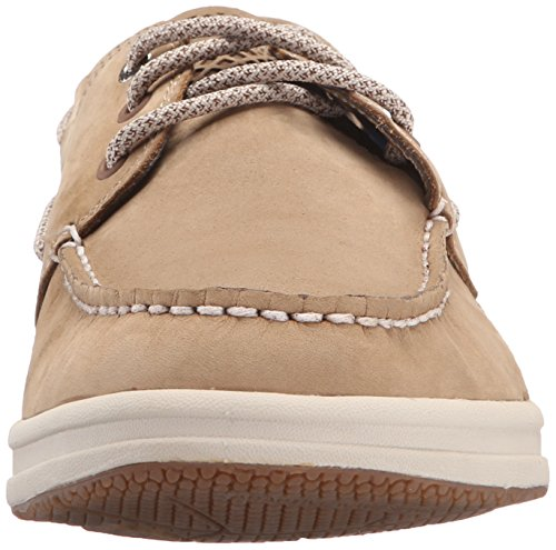Sperry Top-sider Mens Gamefish 3-eye Båt Sko Linne ...