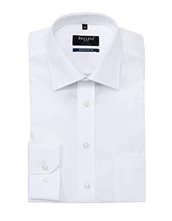 Bexleys by Adler Mode Herren Businesshemd Streetwear Shirts & Hemden