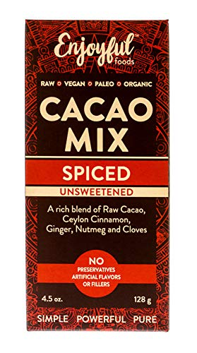 Organic Spiced Cinnamon Hot Chocolate (Sugar ()