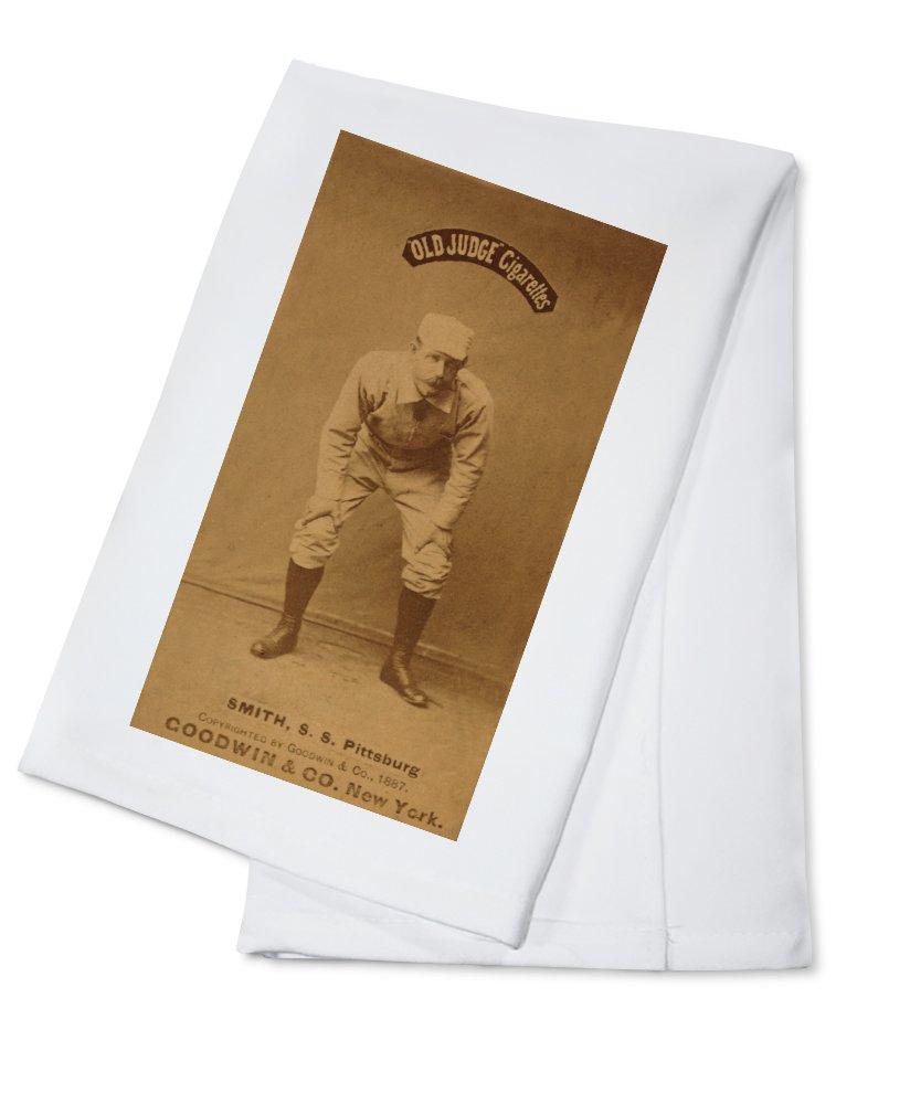 ピッツバーグパイレーツ – Popスミス – 野球カード Cotton Towel LANT-22963-TL Cotton Towel  B0184BUYCA