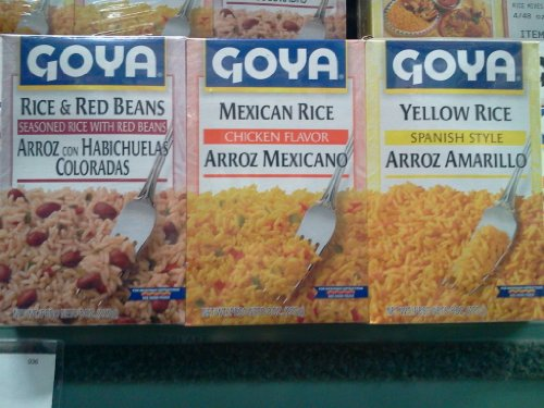 Goya Value Pack Rices Pack of 6