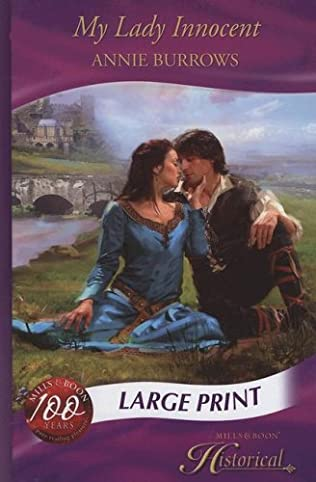 book cover of My Lady Innocent