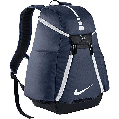 Nike Hoops Elite Max Air Team 2.0 Basketball Backpack Midnight Navy/Black/White