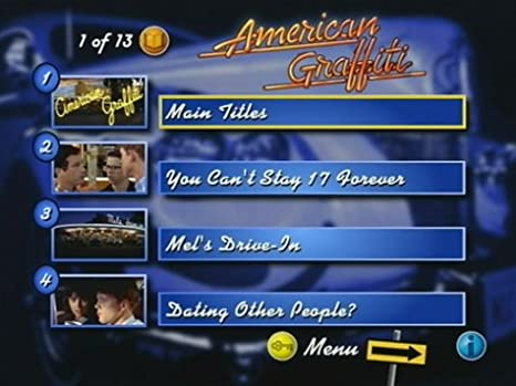 American Graffiti [Reino Unido] [DVD]: Amazon.es: Richard ...