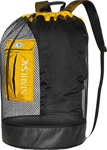 Stahlsac WD16 Bonaire Deluxe Mesh Dry Backpack - - Lancaster Center City