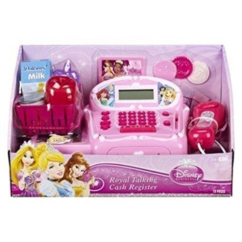 Disney Princess Talking Cash Register (ChatAngle(TM) Disney Princess Royal Talking Cash Register)
