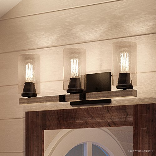 (Luxury Vintage Bathroom Vanity Light, Large Size: 8