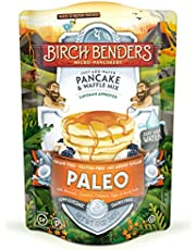 Paleo Pancake & Waffle Mix By Birch Benders Made With Cassava