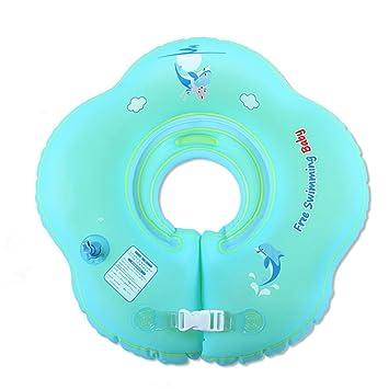 LXMBox Cuello del Anillo del Flotador de la natación del bebé/Anillo ...