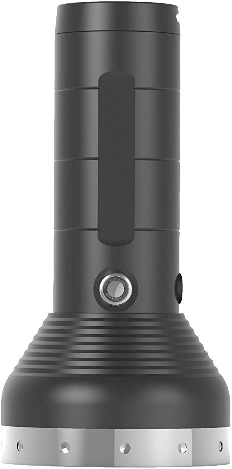 Ledllenser MT18, Linterna LED de bolsillo Unisex adulto, Negro ...