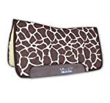 Professionals Choice 30X32 Equine Smx Air-Ride All Around Saddle Pad (Giraffe)