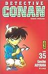 Détective Conan, tome 35 par Aoyama ()