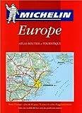 atlas routier et touristique europe spanish edition