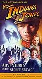Adventures of Young Indiana Jones, Chapter 13 - Adventures in the Secret Service [VHS]