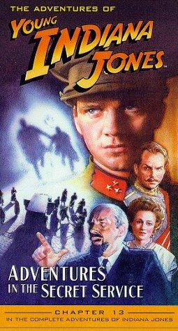 Adventures of Young Indiana Jones, Chapter 13 - Adventures in the Secret Service [VHS] -