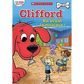 Clifford - En avant la musique !  (Eveil musical)
