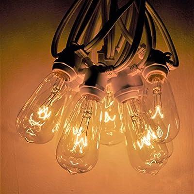 Hometown Evolution, Inc. Vintage Outdoor String Lights