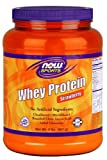 NOW Sports Strawberry Whey Protein, 2-Pound