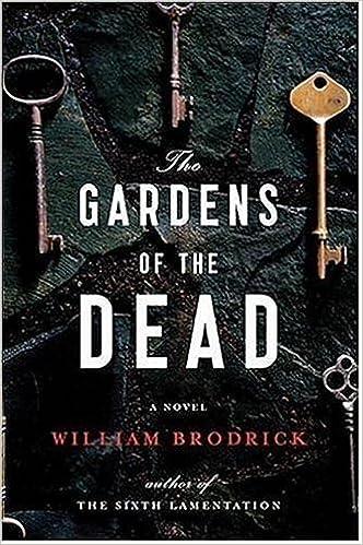 51N1T9CSCGL. SX330 BO1,204,203,200  - The Gardens Of The Dead William Brodrick