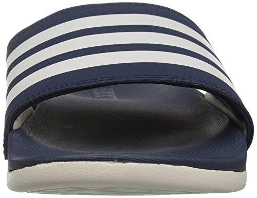 Adidas Man Adilette Cf + Glid Sandal Kollegialt Marin / Krita Vit / Kollegialt Marinblå