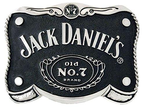 mens jack daniels belt buckle - 6