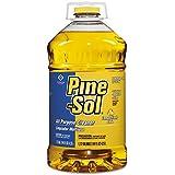 Pine-Sol 35419 All-Purpose Cleaner, Lemon, 144 oz. (Pack of 3)