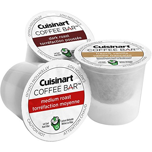 12 Pack of Cuisinart Coffee Bar K Cup Single Serve For All K-Cup Machines Only $2.99 **No Prime Needed**