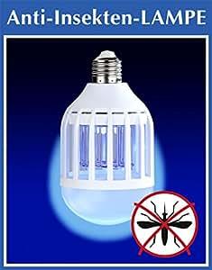 Wenko 87624500Anti de insectos Lámpara