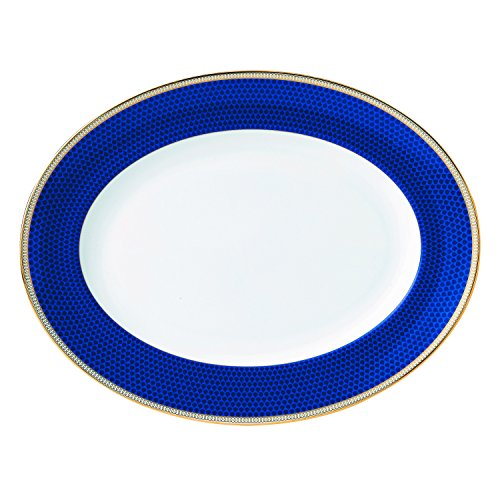 - Wedgwood Hibiscus Oval Platter