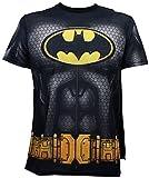 Best bioworld batman Capes - BATMAN Men's Sublimated T-shirt With Cape (Small) Review