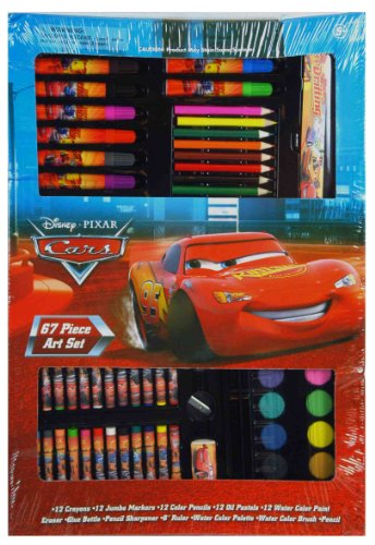 Cars Pack Art Set CA67 product image