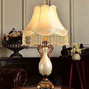 Frelt lámpara de mesa Estilo Europeo Living Lampara de Mesa ...