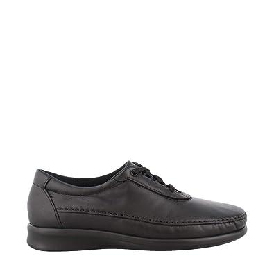 45e8ac09ec38 SAS Women s Traveler Black Leather Shoe