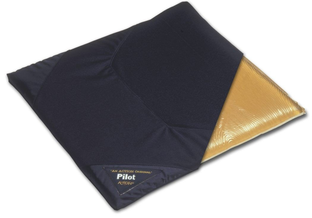 Pilot Cushion with Basic Cover(Size=16 x 18)