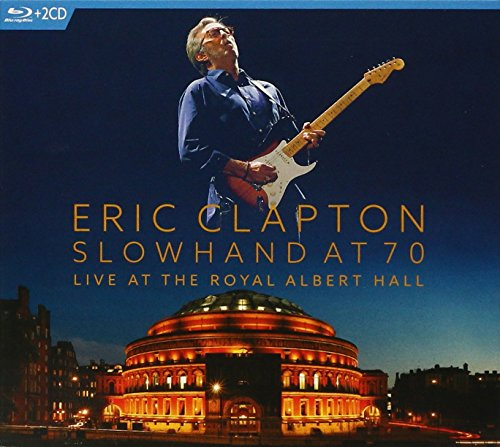 Eric Clapton: Slowhand at 70 - Live at the Royal Albert Hall [Blu-ray] (My Best Christmas Ever)