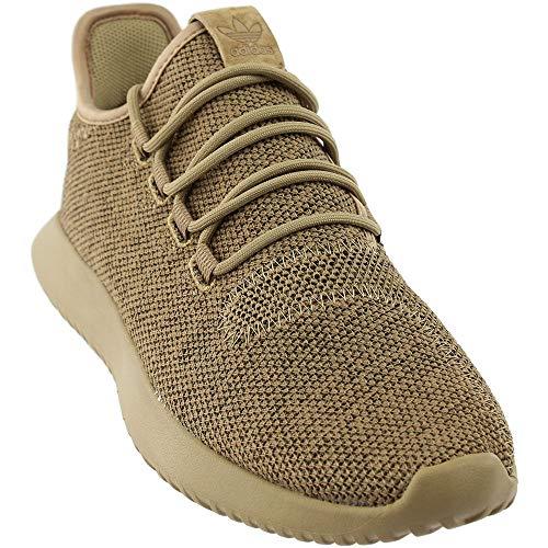 adidas Mens Tubular Shadow Casual Shoes Brown 7