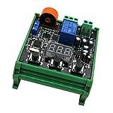 MagiDeal AC 0-5A Current Detection Sensor Module Linear Adjustable Delay Output