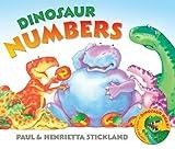 Dinosaur Numbers, Paul Stickland and Henrietta Stickland, 1402765851