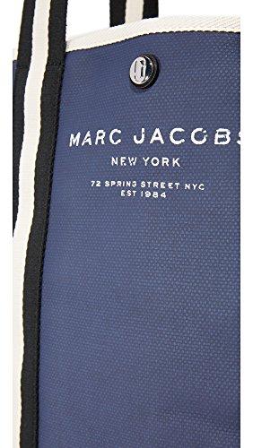 Marc Jacobs borsa donna a spalla shopping in pelle nuova blu Salida De Elegir Un Mejor Comprar Barato Real Entrega Rápida Envío Libre Comprar Barato Barato UIwPaDj