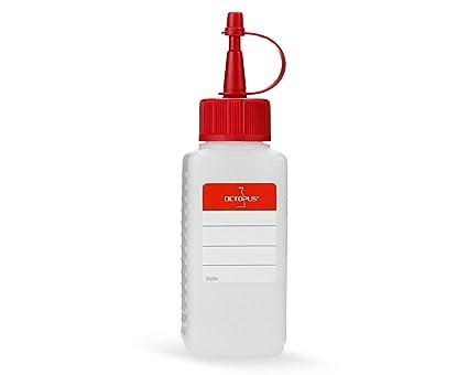 Octopus 100 ml HDPE botellas de plástico, por ejemplo para cigarrillo S de Liquids (