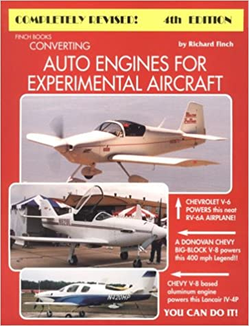 Converting Auto Engines for Experimental Aircraft: Richard