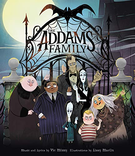 The Addams Family: An Original Picture Book: Includes