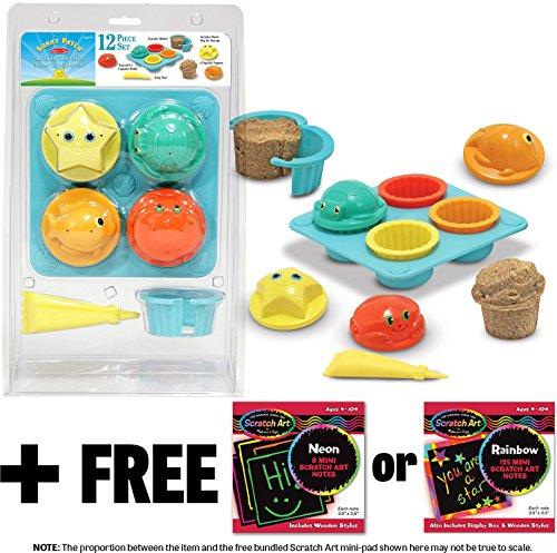 Seaside Sidekicks Sand Cupcake Set product image
